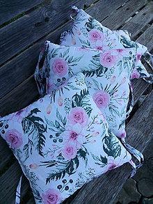 Textil - Ružičky - 12141211_