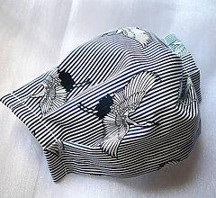 Rúška - Ochranné rúško na tvár s drôtikom - dvojvrstvové - skladom - 12140488_