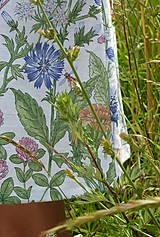 Detské oblečenie - Šatočky Lúčne kvety - 12143834_