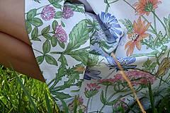 Detské oblečenie - Šatočky Lúčne kvety - 12143837_