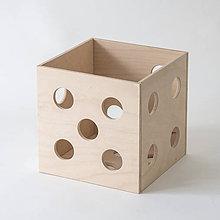 Hračky - Kocka - 12144023_