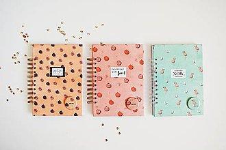 Papiernictvo - Letné zápisníky A5 - 12147499_