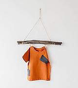 Detské oblečenie - Tričko HUGO - 12145111_