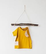 Detské oblečenie - Tričko LEO - 12145121_