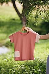 Detské oblečenie - Tričko ELLA - 12145123_