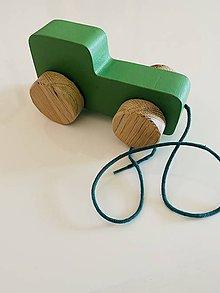 Hračky - Traktor hračka - 12145791_