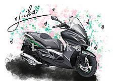 Grafika - ♡♡ LOVE - Print ♡♡ - 12148130_