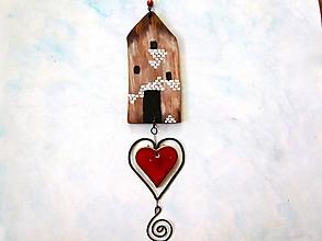 Dekorácie - Závesná dekorácia -Starý mlyn II. - 12146389_