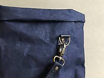 """Veľké tašky - Navy blue """" Taška na všetko"""" - 12150474_"""