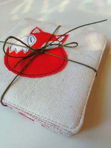 """Úžitkový textil - Podložky """" Skroť si ma"""" - 12150704_"""