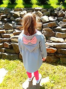 Detské oblečenie - Sofshelovy kabatik-TENKY - 12151286_