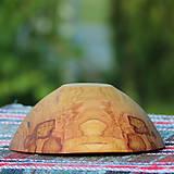 Nádoby - Miska z čerešňového dreva - 12150872_