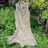Šaty - Čerešnička na torte - 12151455_