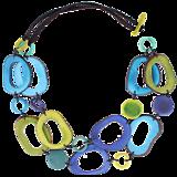 Náhrdelníky - Kayuna Azul - 12153042_