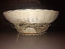 Košíky - Košík na ovocie (vzor 1) - 12153709_