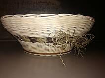 Košíky - Košík na ovocie (vzor 1) - 12153710_