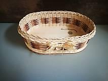 Košíky - Košík (vzor 2) - 12154781_