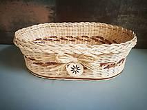 Košíky - Košík (vzor 3) - 12154809_