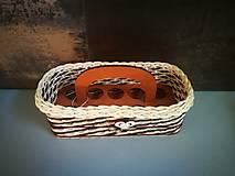 Košíky - Košík na vajíčka - 12154893_