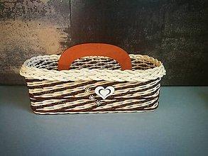 Košíky - Košík na vajíčka - 12154889_