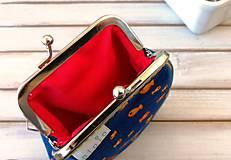 Peňaženky - Peňaženka M Rybičky - 12152246_