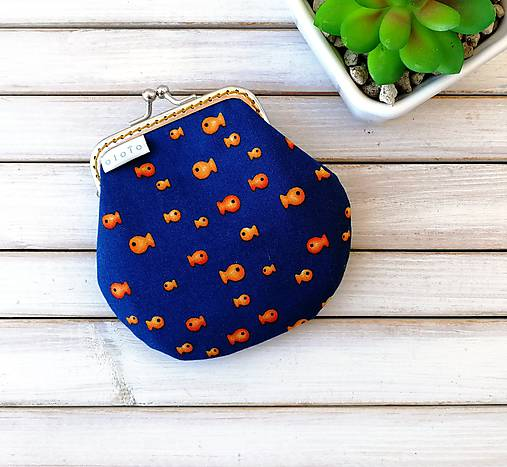 Peňaženka M Rybičky
