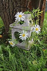 RecyVec_kameninový svietnik so srdiečkom_candleholer