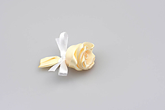 Pierka - Pierko krémové ruža - 12156722_