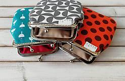 Peňaženky - Peňaženka M Geometria a spol. - 12157065_