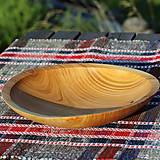 Nádoby - Miska z čerešňového dreva - 12157228_