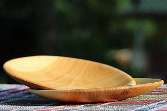 Nádoby - sada misiek z čerešňového dreva - 12157286_