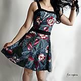 Šaty - Rockabilly šaty - 12160478_