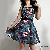Šaty - Rockabilly šaty - 12160479_
