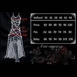 Šaty - Rockabilly šaty - 12160482_