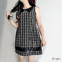 Šaty - Letné rockové šaty - 12160056_