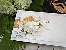 Papiernictvo - Svadobná pohľadnica - 12159053_