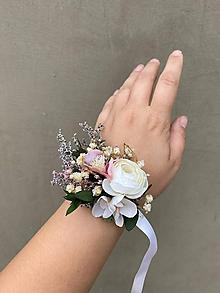 """Náramky - Kvetinový náramok """"sladké tajomstvo"""" - 12160918_"""