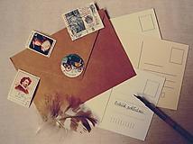 pohľadnicový balíček (5ks za cenu 4ks)