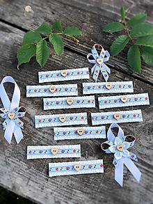 Darčeky pre svadobčanov - Svadobné žuvačky - 12162100_