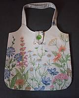 Veľké tašky - Taška na plece  - 12166014_