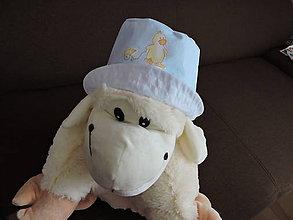 Detské čiapky - Detský klobúčik - 12165200_