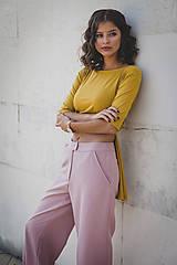 Tričká - Tričko Bailee (Žltá) - 12167061_