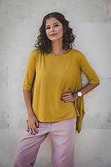 Tričká - Tričko Bailee (Žltá) - 12167062_