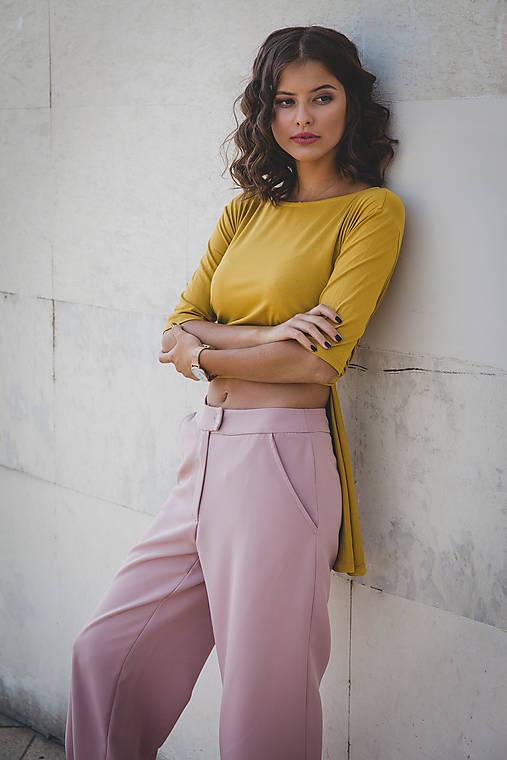 Tričko Bailee (Žltá)