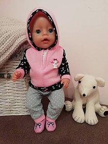Hračky - Oblečenie pre bábiku Baby born v 43 cm - 12169691_