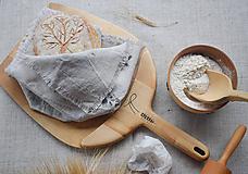 Pomôcky - Sádzacia lopata na chlieb - 12167424_