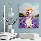 Obrazy - Provence 2_40x50_predané - 12168351_