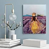 Obrazy - Provence _predané - 12168360_