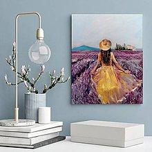 Obrazy - Provence_predané - 12168360_