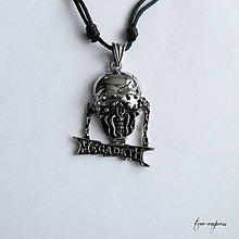 Komponenty - Prívesok 117 - Megadeth - 12168603_